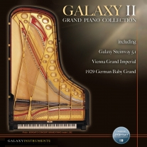 Best Service Galaxy II Pianos Virtual Instrument