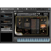 Best Service Galaxy II German Baby Grand Virtual Instrument