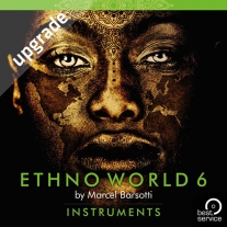Best Service Ethno World 6 Instruments Upgrade