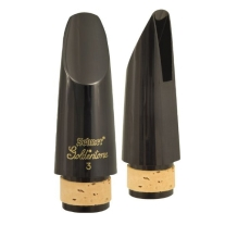 Selmer 77113 Goldtone #3 Bb Clarinet Mouthpiece