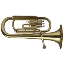 Stagg 77BAP Baritone Horn with Case