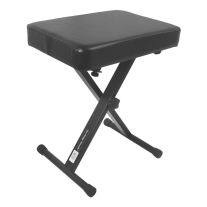 On Stage KT7800 Three Position X-Style Bench