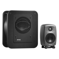 Genelec STEREOPAK 8010 Bi-Amplified Active Monitor w/ 7040 Subwoofer System
