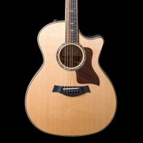 Taylor 814CE Grand Auditorium Acoustic Electric Guitar with Case