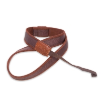 Right on Uke-Hook Brown UKE-MANDOLINE Strap