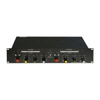 GML 8900 2-Channel Dynamic Range Controller with 9015 Power Supply