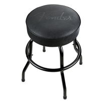 "Fender 24"" Bar Stool Black"