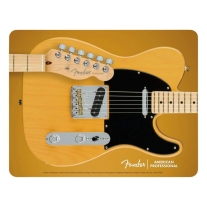 Fender Telecaster Electric Guitar Mouse Pad - Butterscotch Blonde