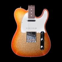 Fender Nashville American Tele Custom NOS Sunset Sparkle Orange/Gold