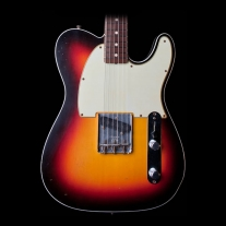 Fender Custom Shop '59 Esquire Custom Relic in 3-Tone Chocolate Sunburst