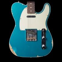 Fender Custom Shop 1960 Telecaster Relic Ocean Turquoise w/ Case