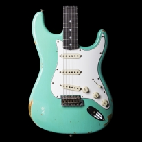 Fender Custom Shop 1967 Heavy Relic Stratocaster in Seafoam Green