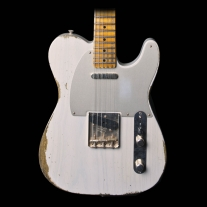 Fender 1951 Tele Golden '50's Heavy Relic Ltd Ed 2014 Dirty White Blonde