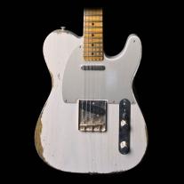 Fender 1951 Tele Golden '50's Heavy Relic Ltd Ed 2014 Dirty White Blonde
