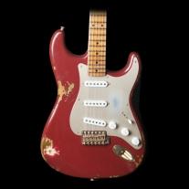 Fender Custom Shop 2014 Limited Edition Golden '50s 1954 Strat - Cimarron Red