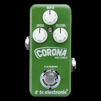 TC Electronics Corona Mini Chorus Pedal with Toneprint