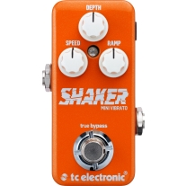 TC Electronic Shaker Mini Vibrato Pedal with Toneprint