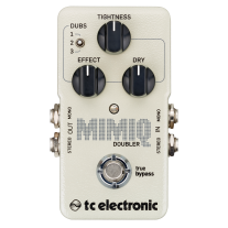 TC Electronics Mimiq Mini Doubler Effects Pedal