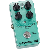 TC Electronics HyperGravity Mini Compressor Pedal