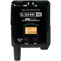 Line 6 V75-BP Bodypack Transmitter for XD-V75 Systems