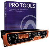 Avid Eleven 11 Rack Perpetual Pro Tools 2018 License