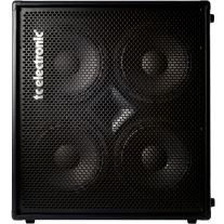 "TC Electronics BC410 500-Watt 4x10"" Bass Cabinet"