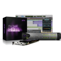Avid Upgrade HD3 (PCI or PCIe) with HD Series Interface to HDX 8X8X8 System