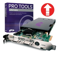 Avid HD/TDM System to HDX Core with Pro Tools | Ultimate Software