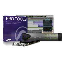 Avid Pro Tools HDX with Ultimate I/O 16x16 Analog