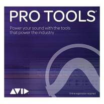 Pro Tools EDU - 1-Year Perpetual License Subscription with Updates and Support