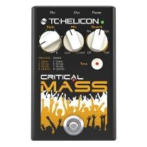 TC Helicon Critical Mass Vocal Effect Processor