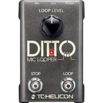 TC Helicon Ditto Mic Looper