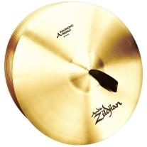 """Zildjian A Symphonic Tone 20"""" French Cymbals, Pair"""