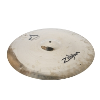 "Zildjian A Custom Series 20"" Sizzle Ride with 6 Rivets"