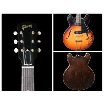 Gibson ES-330 2014 Vintage Sunburst w/ Case