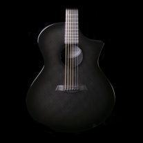 Composite Acoustics GX Acoustic Electric Guitar Carbon Burst w/ Gig Bag