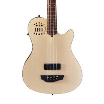 Godin A5 Semi Acoustic Bass with Synth Access in Natural