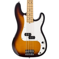 Fender American Select P-Bass in 2 Color Sunburst with Case