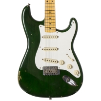 Fender Custom Shop 1957 Stratocaster Relic in Transparent Green