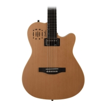 Godin A6 Ultra Semi-Acoustic 6 String Guitar in Natural