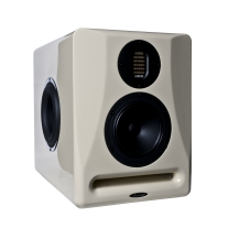 Avantone Mono Abbey Active 3-Way Studio Monitor in Creme