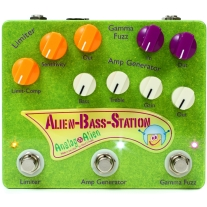 Analog Alien ABS Alien Bass Station Pedal