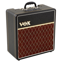 "Vox AC4 Classic Limited Edition 1x12"" Combo with Classic Grille"