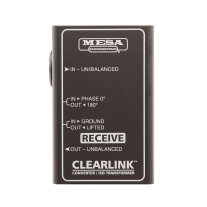 Mesa/Boogie Clearlink (Receive) - Balanced and Unbalanced Iso Transformer