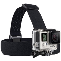 GoPro Headstrap Mount Quick Clip