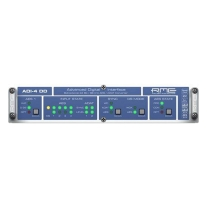 RME ADI-4 DD - 8-Channel, 24-Bit/96kHz Digital Interface & Dual Format Converter