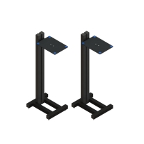 "Sound Anchors ADJ2 Monitor Stands (56"" Tall) - Pair"
