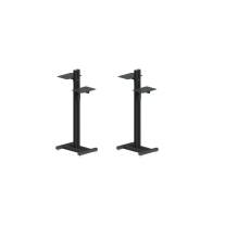 "Sound Anchors ADJ3 Stands for 2 Monitors (56"" Tall) - Pair"
