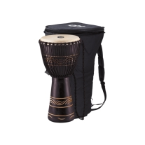 "Meinl ADJ4LBAG 12"" Moon Rhythm Series AFRICAN-Style Rope Tuned Djembe"