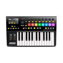 Akai Advance 25-Key USB MIDI Controller